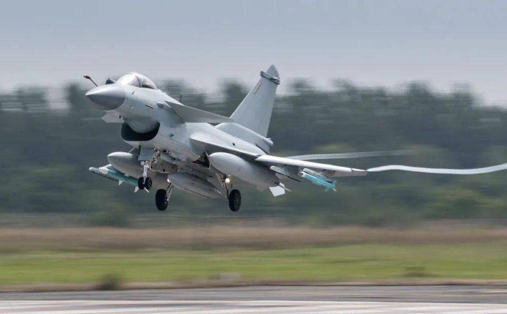 """台军F-16失联网传""""投诚""""大陆?国台办:民进党当局煽风点火挑动对立图片"""
