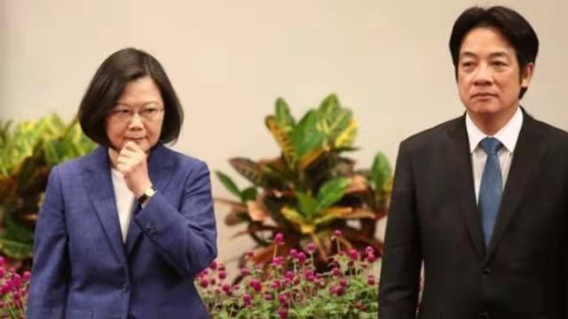 """蔡英文赖清德挑衅称""""让台①湾成正常国家"""" 国台办:暴露真""""台独""""本质图片"""