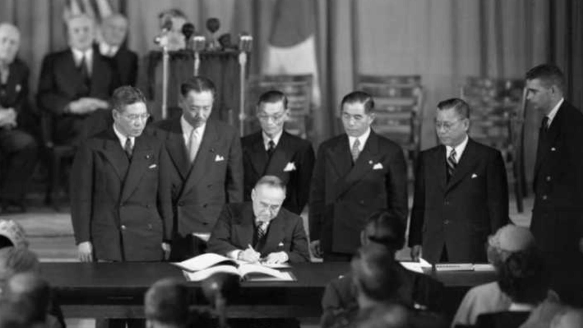"""岛内炒作""""旧金山合约""""挑战一中 国台办:历史废纸非法无效图片"""