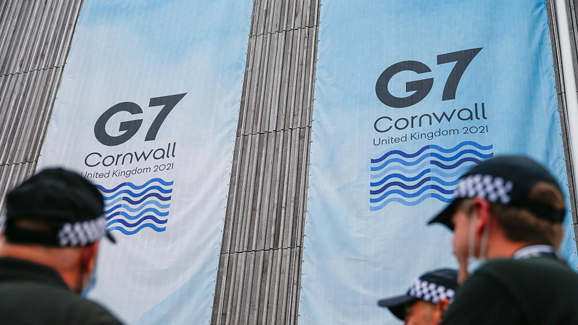 回应G7公报涉台内容 国台办用了两个反问图片