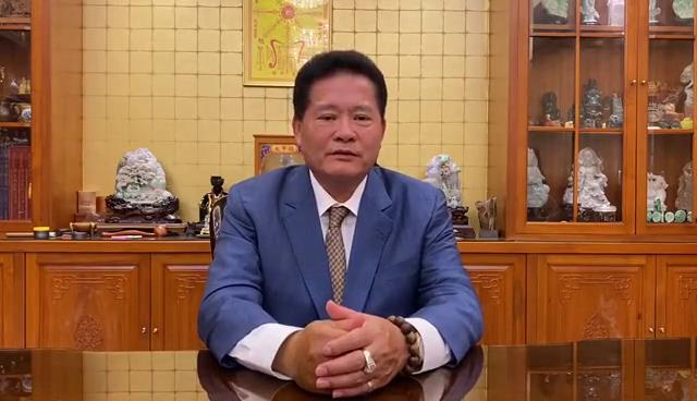 台湾妈祖联谊会会长郑铭坤图片