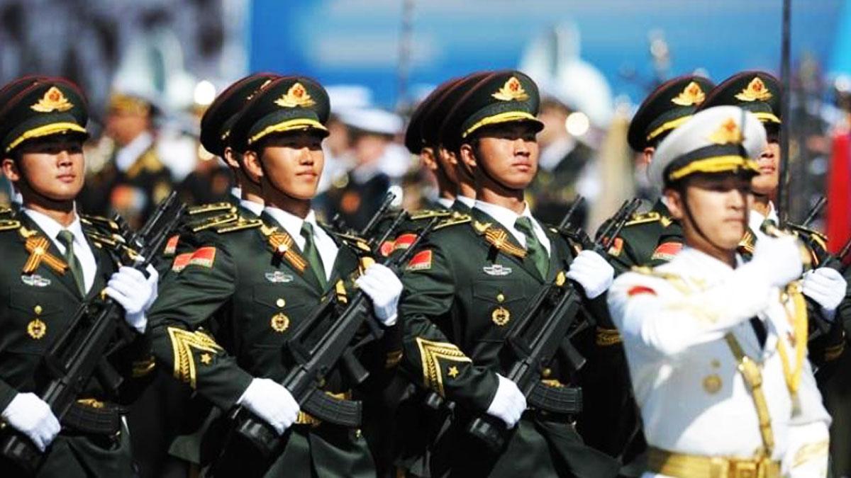 """绿媒炒作歼-20、东风-17?国防部则明确了被""""台独""""刻意隐藏的真相图片"""