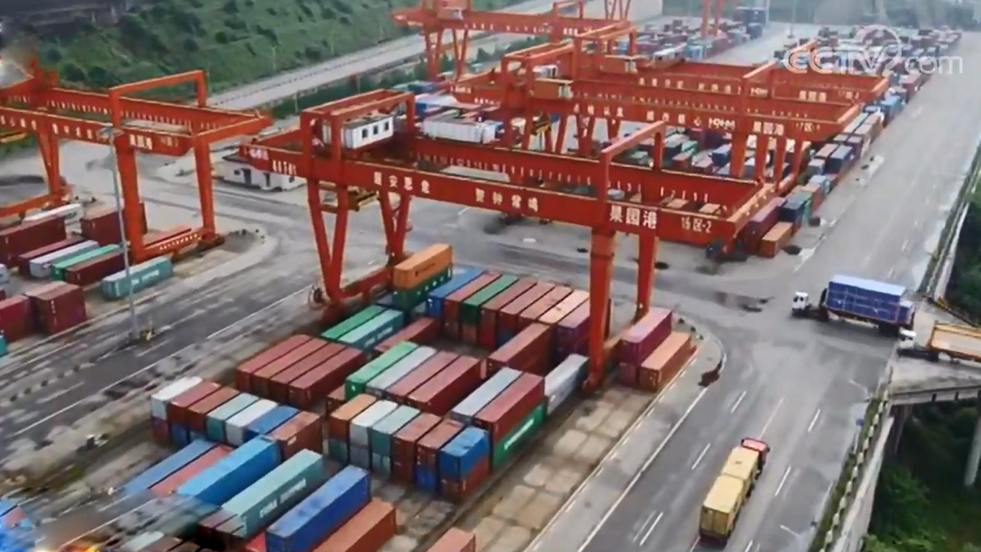今年臺灣經濟出口為何正增長?這些數字民進黨敢不敢承認圖片