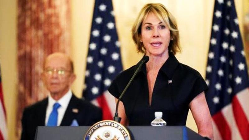 笑话!美驻联合国代表不懂联合国宪章,留给她的时间不多了