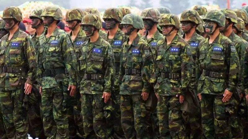 """民进党当局要搞""""军民合一""""总动员?现实浇冷水图片"""