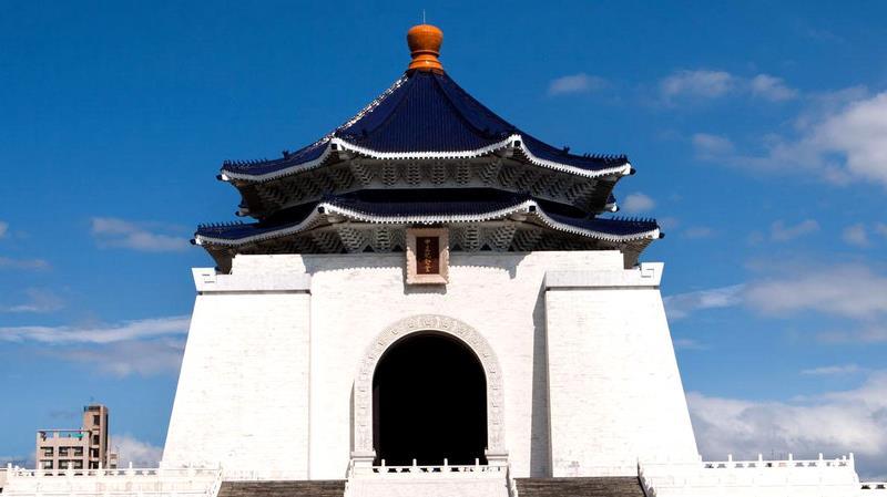 """兩岸快評:臺灣最該移除的是扭曲歷史的民進黨""""綠色威權""""和""""綠色獨裁""""圖片"""