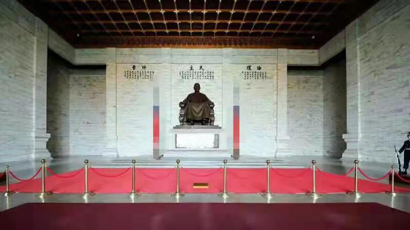 """过半台湾民众反对拆蒋介石铜像?民进党是""""转型正义""""还是""""转型不义""""?"""