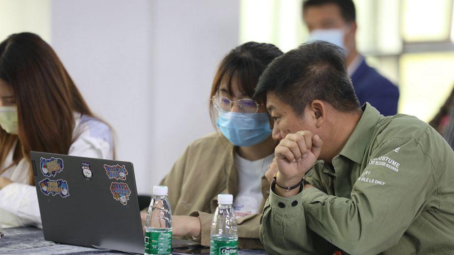 广州台湾青年之家会长:台青当主播要凸显自身特色图片