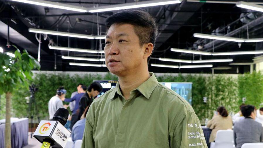 广州台湾青年之家会长郑明嘉:现在是台青进入大陆主播业好时机图片