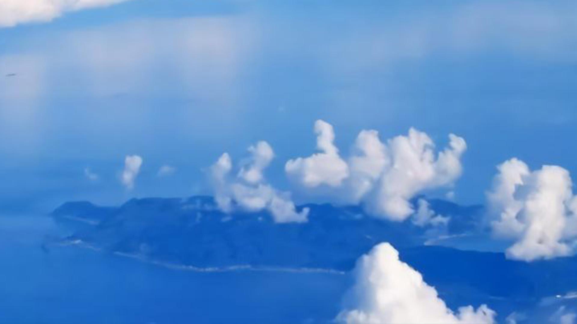 中方將制裁訪台美高官?外交部回應 解放軍多架戰機進臺西南空域圖片