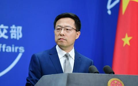 外交部再次批驳蓬佩奥涉台谬论:不要在错误和危险的路上越走越远图片