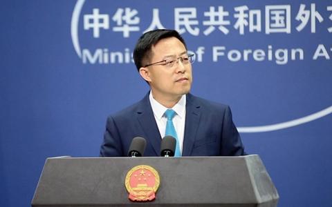 """外交部:任何形式的""""臺獨""""分裂行徑都不可能得逞圖片"""