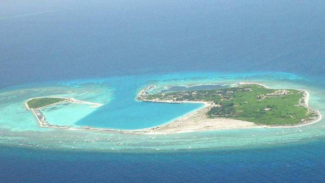美國防部稱美對臺承諾堅若磐石解放軍軍艦軍機無人機繞臺巡航圖片