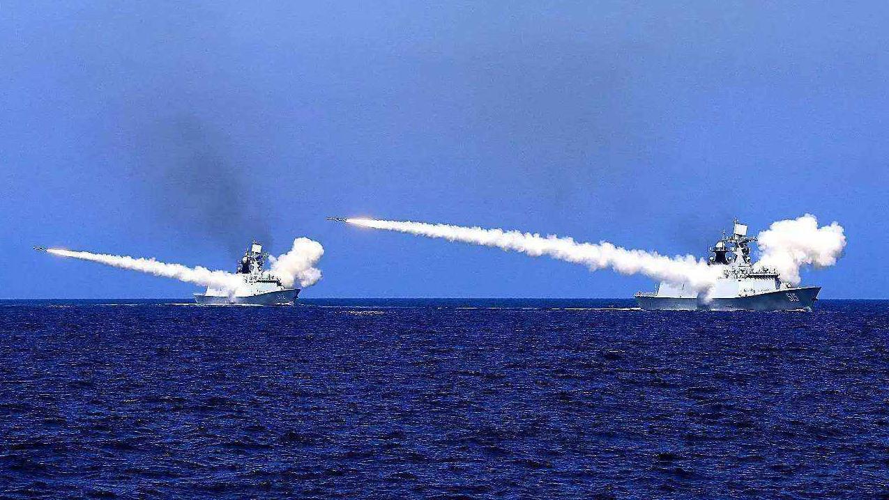 """日本自卫队或在台海突发事态时有所应对 赖清德再�K爆""""台独""""言论图片"""