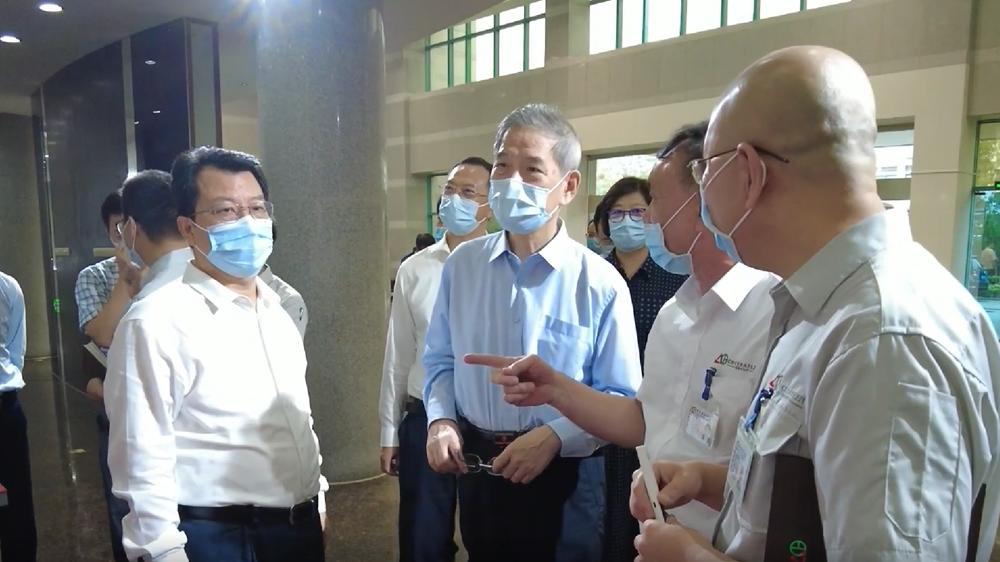 《两岸头条》海协会会长张志军在天津调研