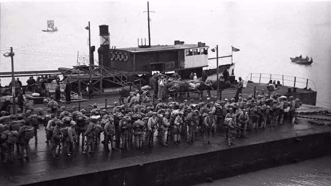 1949年國民黨潰敗,為何選擇退往臺灣?圖片