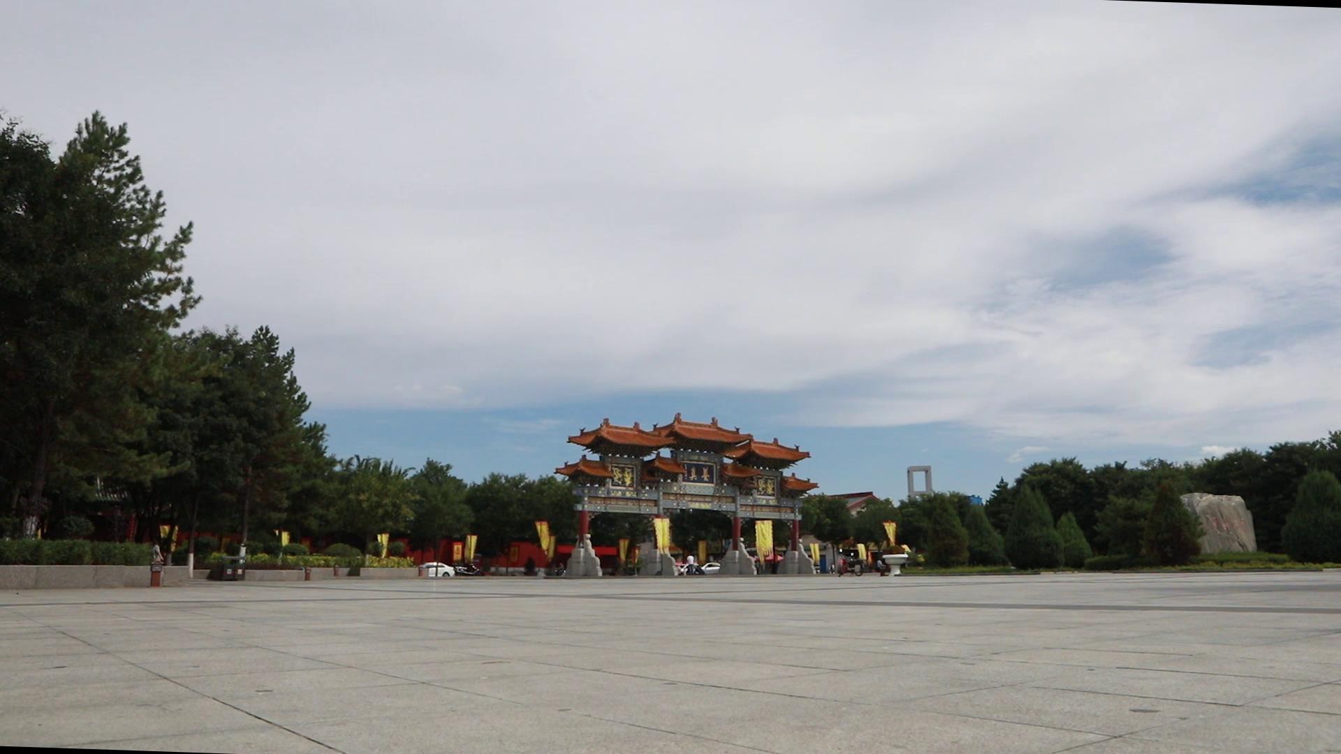 台湾青年参观 山西马邑博物馆图片