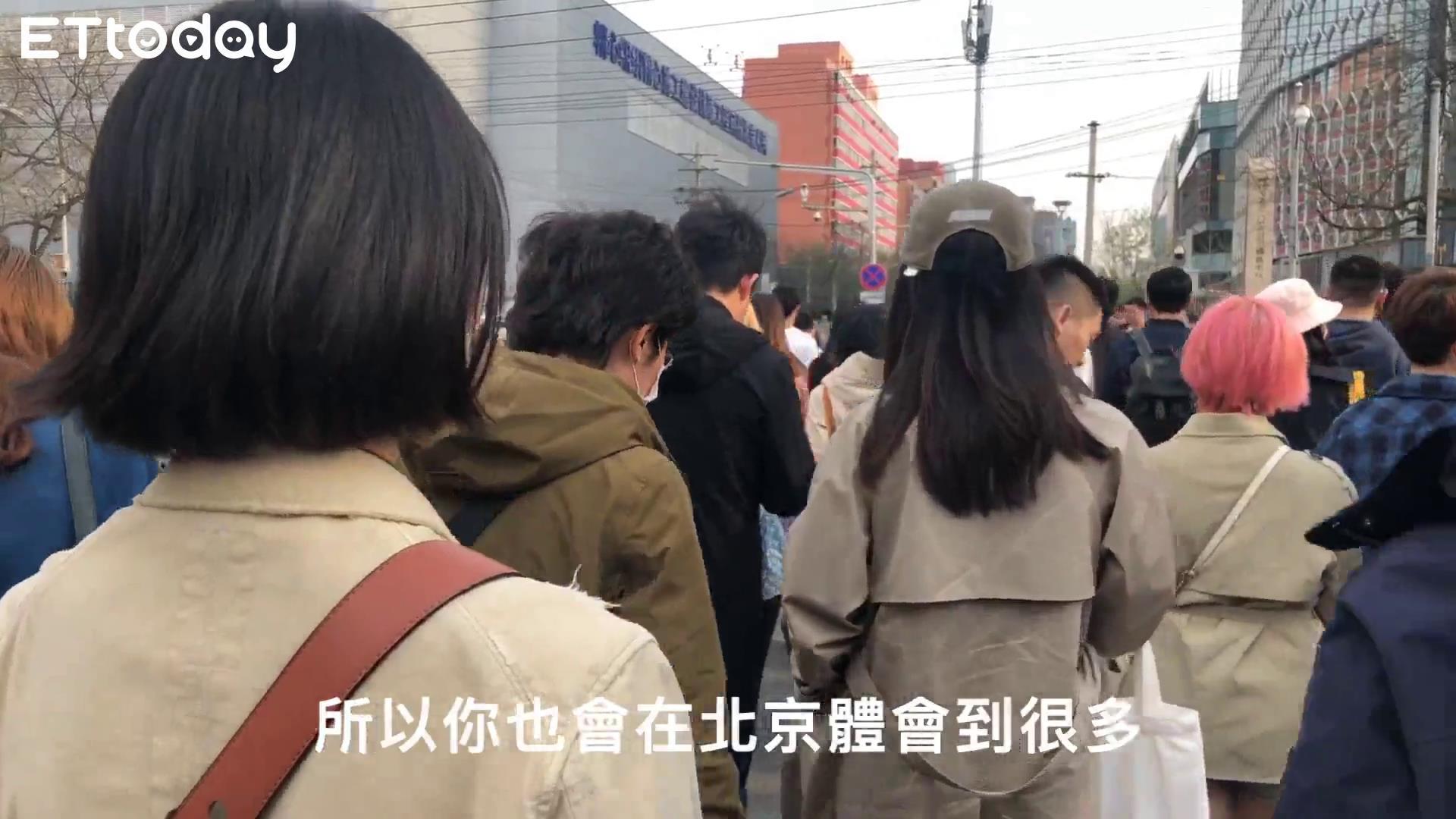 【臺青西遊記】花甲「妮妮」邱宇婕登陸 「半年沒演出機會」仍堅持逐夢圖片