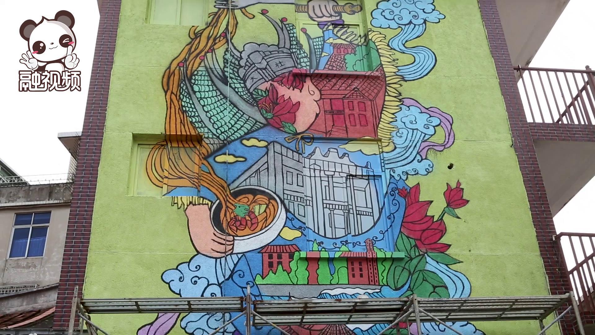 有趣的灵魂在厦门汇聚 台湾美女画师讲述她的两岸故事图片