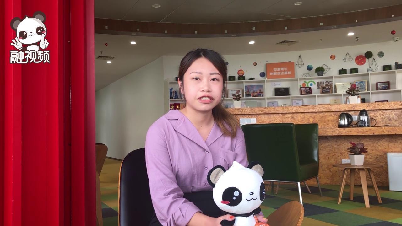 台湾女大学生认为深圳真的很繁华,和来之前的想象完全不一样图片