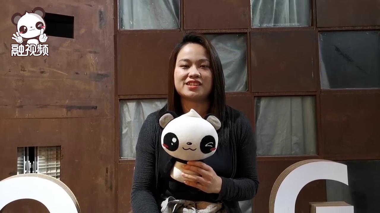臺灣青年:不合口味的食物也打消不了挑戰自己的沖動!圖片