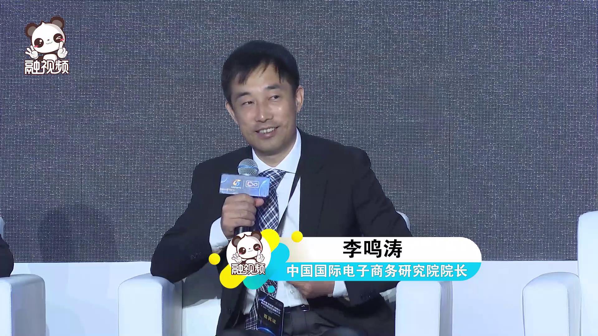 专访中国国际电子商务研究院院长李鸣涛图片