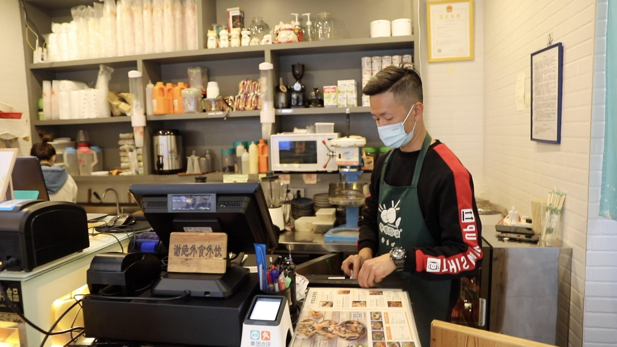 """奋斗在湾区:""""冬暖夏凉"""" 品原汁原味的台湾小吃图片"""