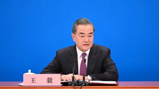 王毅:一个中国原则是中美关系政治基础和不可逾越的红线图片