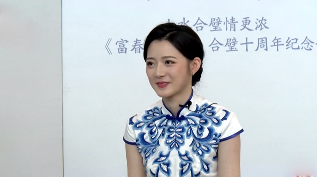 王俐惠:很高興兩岸青年交流平臺越來越多圖片