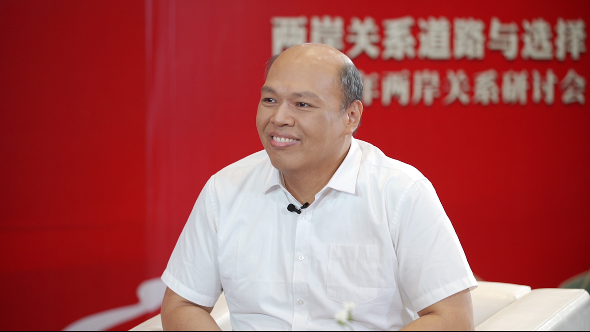 """黄清贤:用中华文化唤醒台湾青年的""""中国魂""""图片"""
