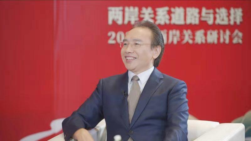 唐永红:台湾只有和大陆融合发展才能摆脱边缘化的困境图片