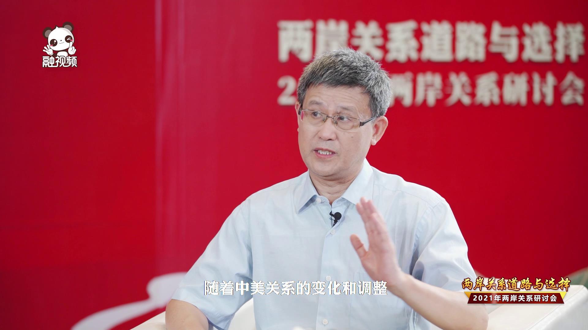 95%以上的中国人都在为两岸统一努力,大势必然在统一这条路上图片