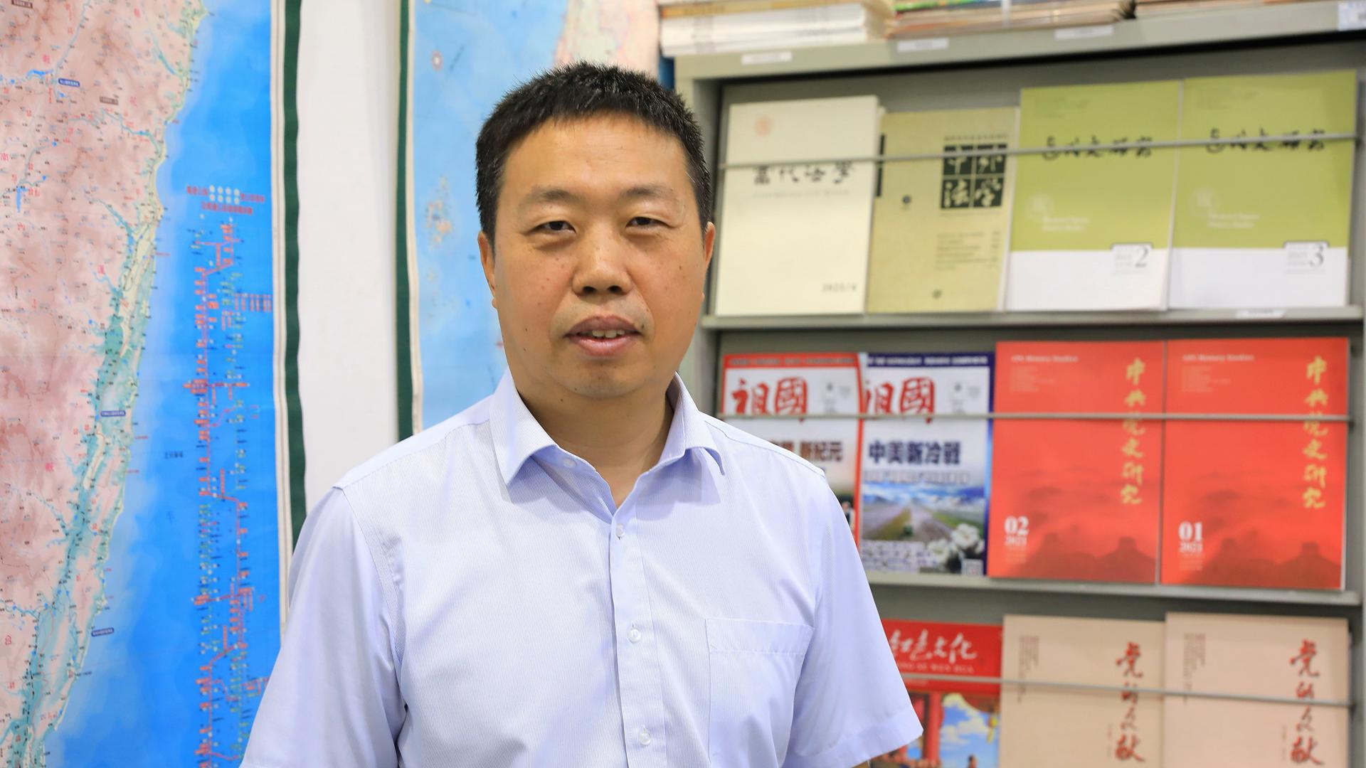 李振广:大陆解决台湾问题力不从心、鞭长莫及的时代已翻篇图片