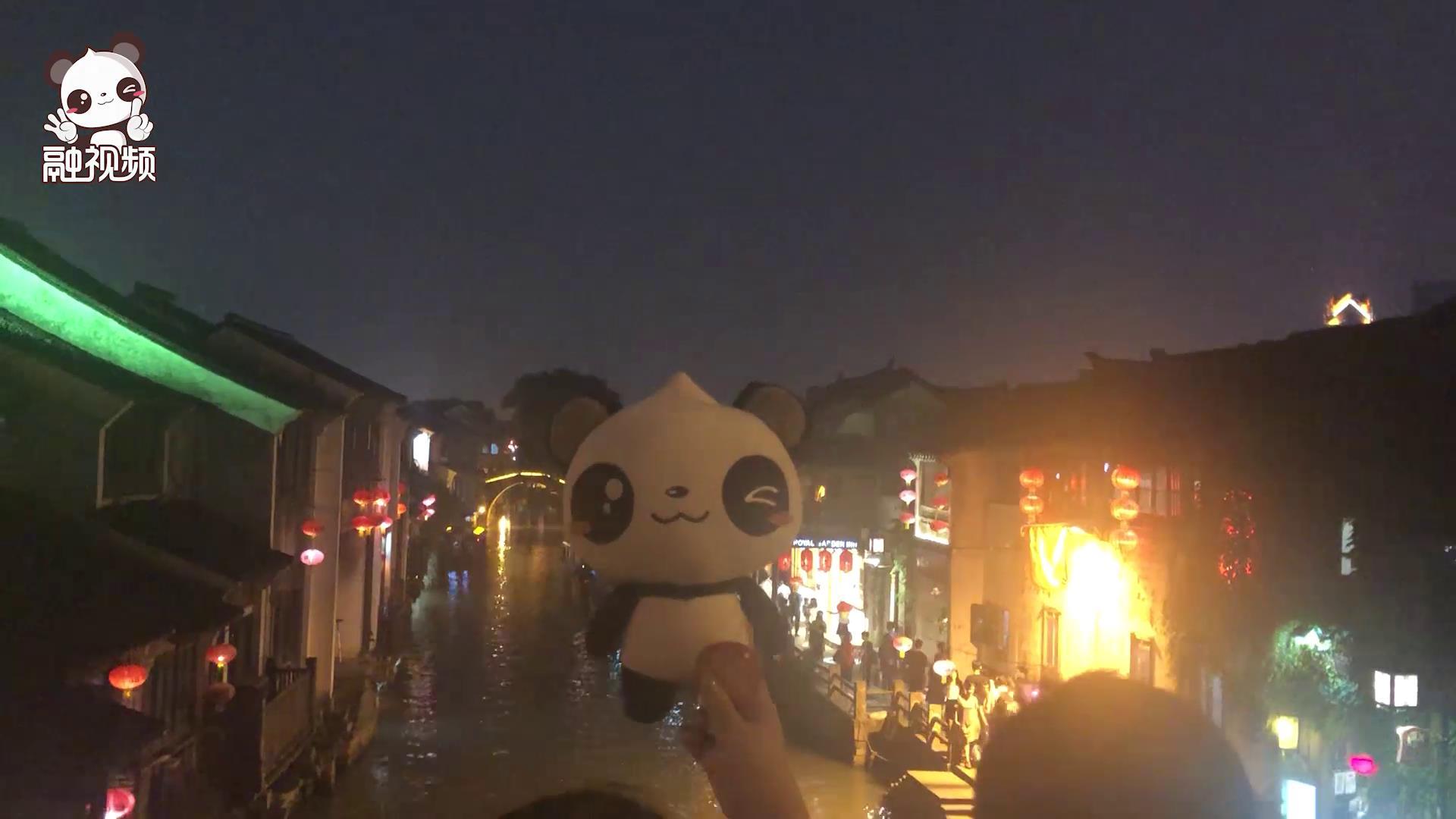 融融夜遊蘇州 最火電視劇《都挺好》拍攝地打卡圖片